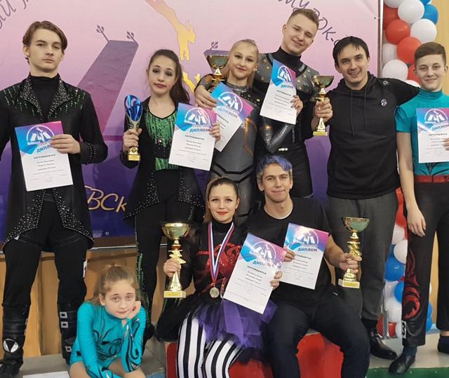 Невский ГРАН-При 2018